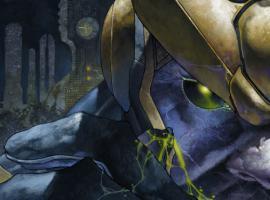 Marvel NOW! Q&A: Thanos Rising