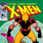 Uncanny X-Men (1963) #177 Cover