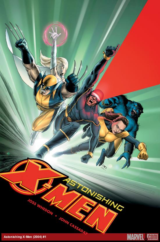Cover for Astonishing X-Men (2004) #1, #3309