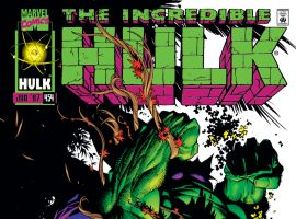 Incredible Hulk (1962) #454 Cover
