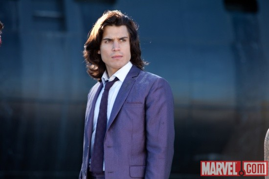 Alex Gonzalez stars as Riptide in X-Men: First Class