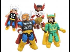 Diamond Select Toys Stormbreaker Minimates