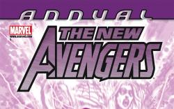 New Avengers Annual (2010) #1