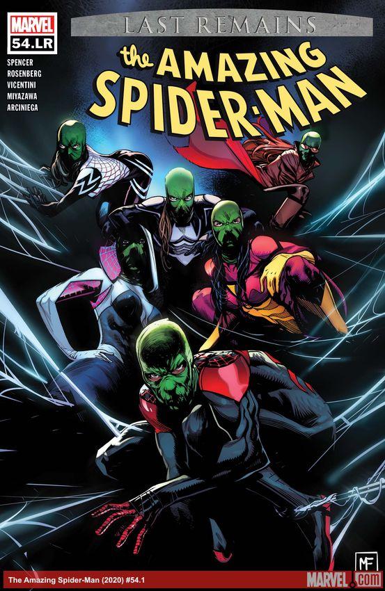 The Amazing Spider-Man (2018) #54.1