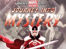 Journey Into Mystery Liveblog