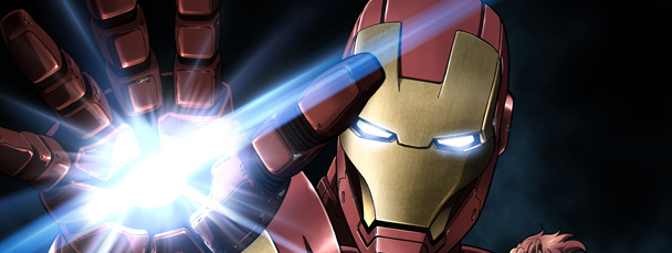 Iron Man: Rise of Technovore Banner