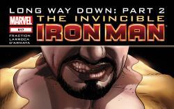 Invincible Iron Man (2008) #517