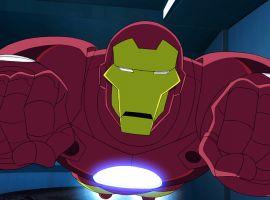 Iron Man takes flight in Marvel's Avengers Assemble