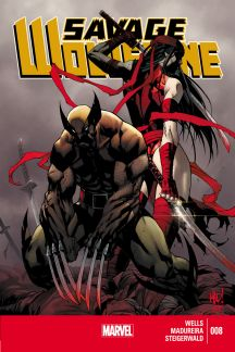 Savage Wolverine (2013) #8