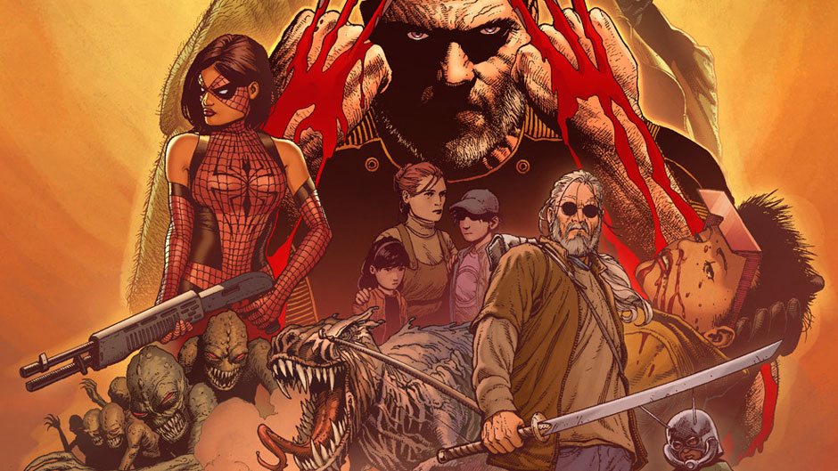 old man logan computer - photo #17