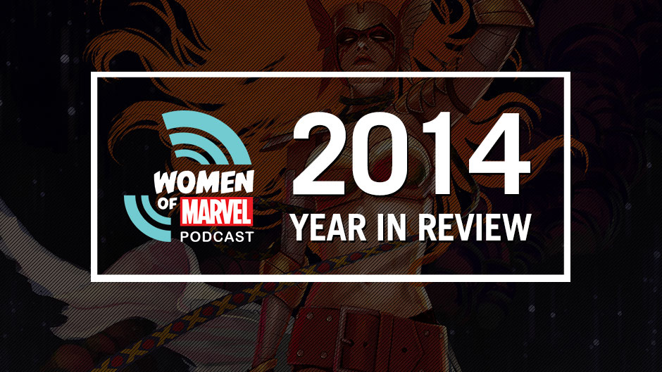 Year in Review with the Women of Marvel - Story