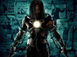 Iron Man 2 Whiplash one-sheet poster