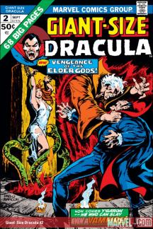 Giant-Size Dracula (1974) #2