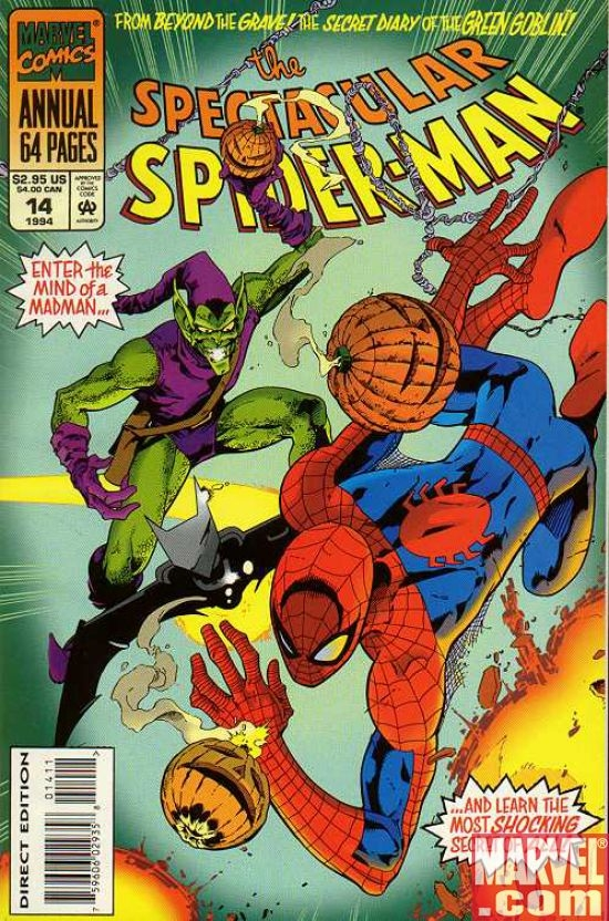 Spectacular Spider-Man Annual #14