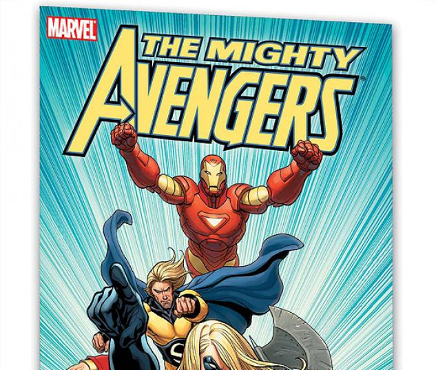 MIGHTY AVENGERS VOL. 1: THE ULTRON INITIATIVE #0