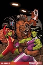 She-Hulks #2 