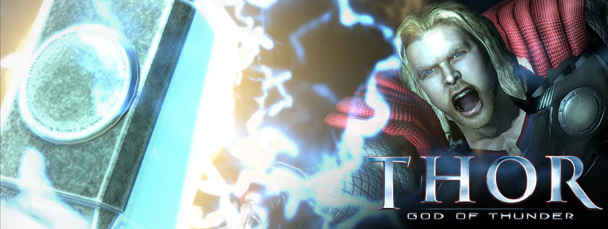 Thor: God of Thunder Screenshot & Trailer Bonanza