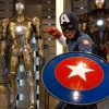 Marvel Costuming: Captain America at San Diego Comic-Con 2009