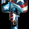 Captain America key