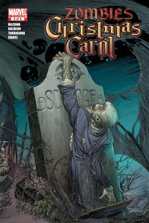 Marvel Zombies Christmas Carol #5