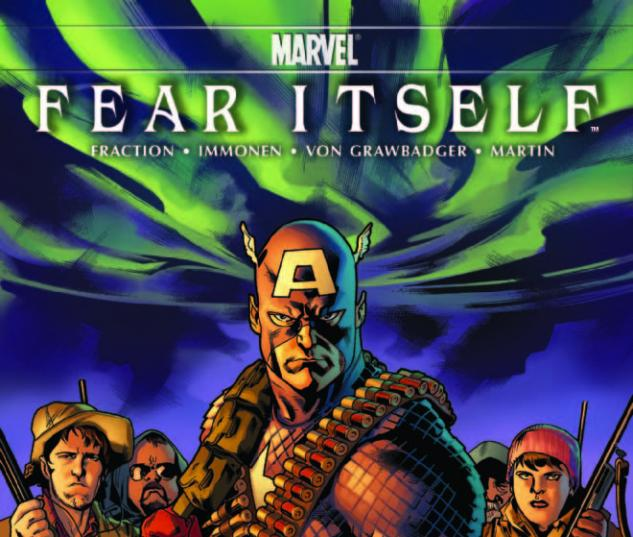 FEAR ITSELF 6 IMMONEN VARIANT