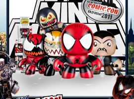 New York Comic Con 2011: Exclusive SM Mini Muggs