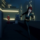 Black Widow Spies on Iron Man: Armored Adventures This Monday