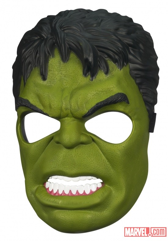 Hasbro Marvel Hero Mask Hulk