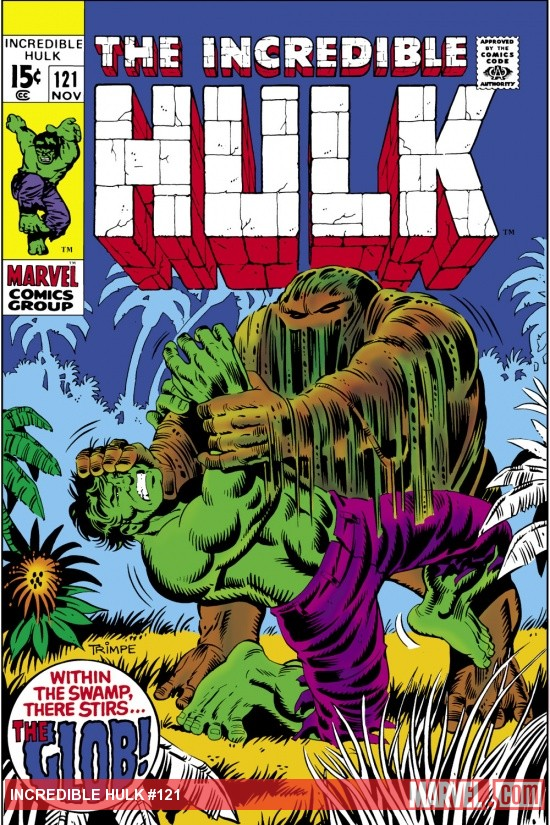 Incredible Hulk (1962) #121
