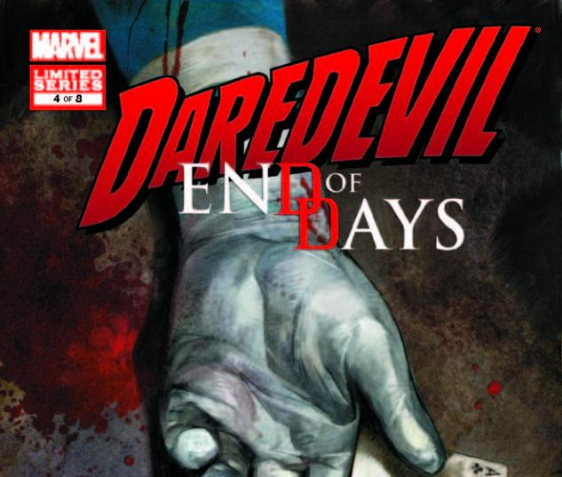 DAREDEVIL: END OF DAYS 4 (WITH DIGITAL CODE)
