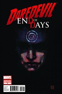 Daredevil: End of Days (2012) #4 (Mack Variant)