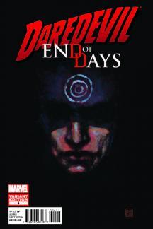Daredevil: End of Days (2012) #4 (Mack Variant)