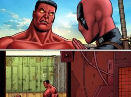 Thunderbolts Files: Deadpool