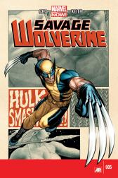 Savage Wolverine #5 