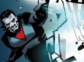 Marvel AR: Morbius #7 Art Evolution