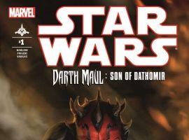 Star Wars: Darth Maul - Son Of Dathomir (2014) #1