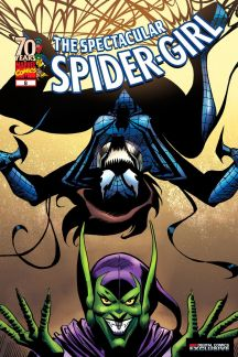 Spectacular Spider-Girl #8