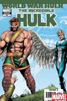 Incredible Hulk (1999) #106 (2ND PRINTING)