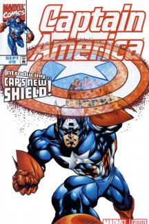 Captain America (1998) #9