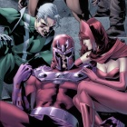 Magneto: Not a Hero #2 cover by Clay Mann