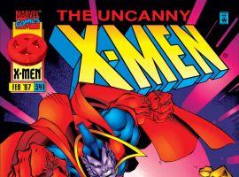 Uncanny X-Men (1963) #341 Cover