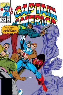 Captain America #424