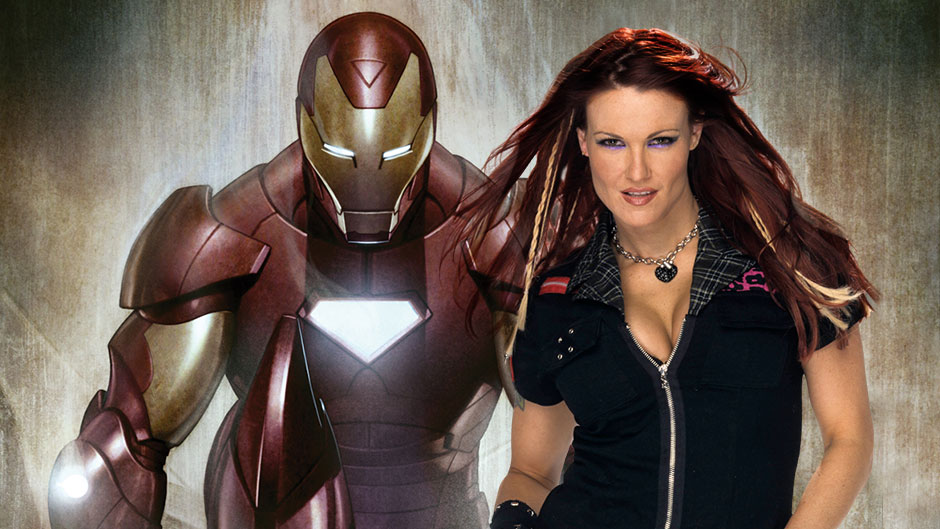 Fightin' Fangirls: WWE Diva Lita