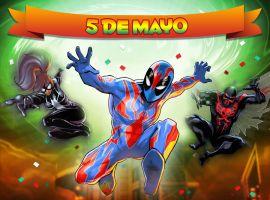 'Spider-Man Unlimited' Celebrates Cinco de Mayo
