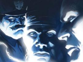 Marvel Boy: The Uranian #3 cover by Marko Djurdjevic