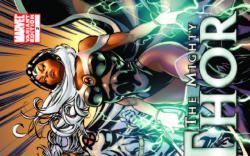 Mighty Thor #2 X-Men Evolution Variant