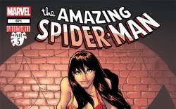 Amazing Spider-Man (1999) #671 cover