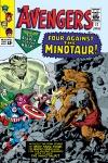 Avengers (1963) #17 cover