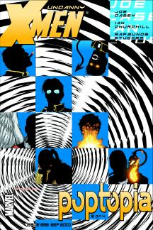 Uncanny X-Men #396