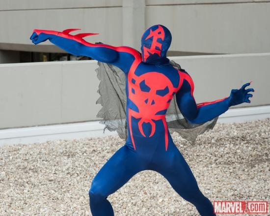 Marvel Costuming: Spider-Man at Dragon*Con 2012